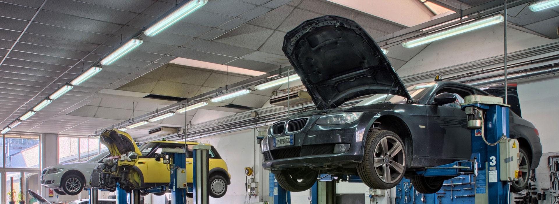Tagliando Commerciale Automobili Prato