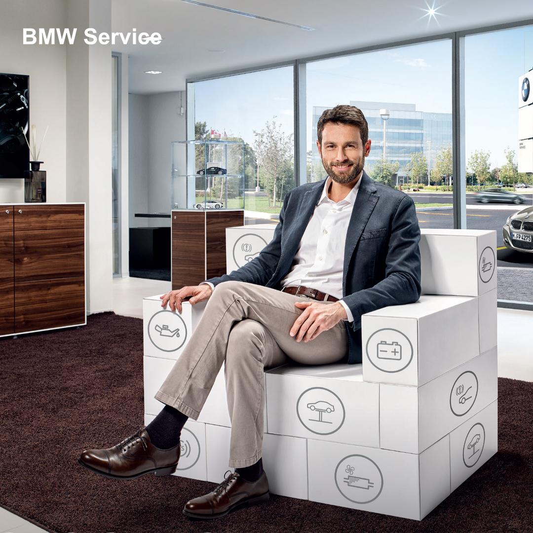 Servizio di Valore BMW - Commerciale Automobili