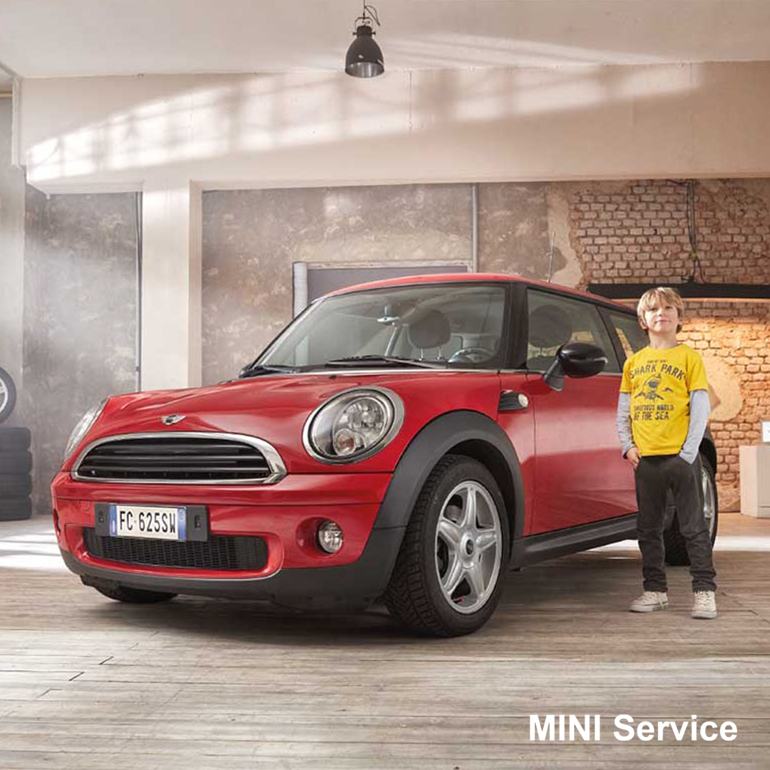 Mini Re-Generation - Commerciale Automobili