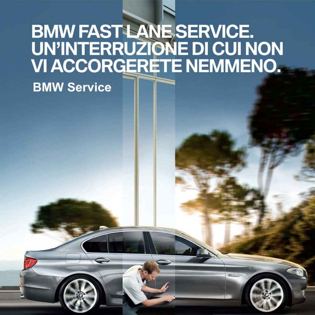 BMW Fast Lane - Commerciale Automobili Prato