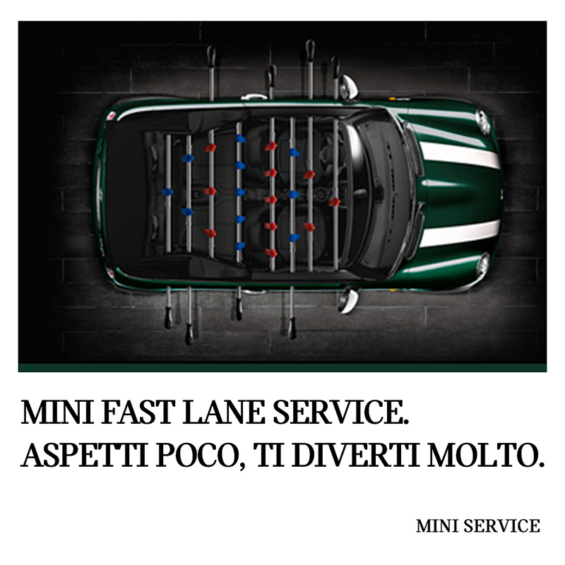 Mini Fast Lane - Commerciale Automobili Prato